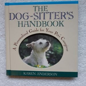 🐞$5 Add-on to $20+🐞 The Dog Sitter's Handbook